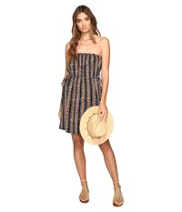 Volcom Avalaunch It Dress Bronze Women's Dress