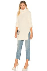 Helfrich Heidi Turtleneck Sweater Ivory