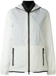 Duvetica Jacket With Down Vest Women Feather Down Polyamide 42 White