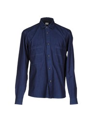 Covert Denim Shirts Blue