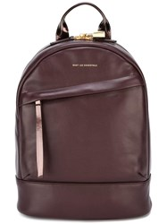 Want Les Essentiels De La Vie Mini 'Piper' Backpack Red