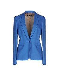 Paul Smith Black Label Suits And Jackets Blazers Women Azure