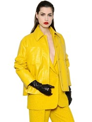 Max Mara Cotton Coated Raincoat
