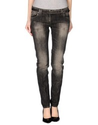Daniele Alessandrini Denim Pants Black