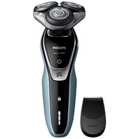 Philips S5530 06 Series 5000 Wet And Dry Electric Shaver Silver