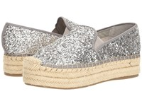 Guess Tava Silver Women's Slip On Shoes