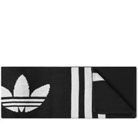 Adidas Football Scarf Black