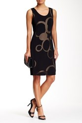Yoana Baraschi Venus Column Dress Black