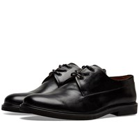 A.P.C. Simeon Derby Shoe Black