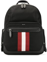 Bally Striped Detail Backpack 60