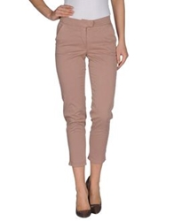 Diana Gallesi Casual Pants Light Brown