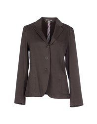 Boglioli Suits And Jackets Blazers Women Grey