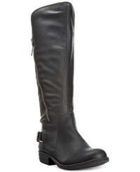 American Rag Asher Tall Shaft Boots Only At Macy's Women's Shoes Black