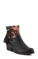 L Artiste Women's L'artiste Live Boot Black Leather
