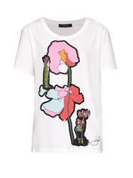 Giles Illustration Print T Shirt