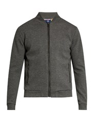 Fusalp Gwernan Zip Through Sweatshirt Grey