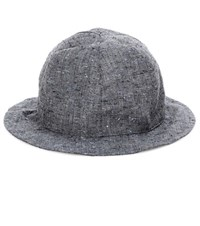 Isabel Marant Berkley Panama Hat Blue