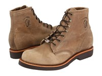 Chippewa American Handcrafted Gq Tan Rodeo Boot Tan Men's Work Lace Up Boots