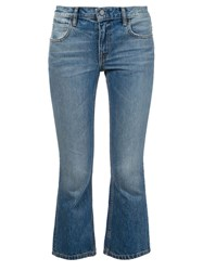 Alexander Wang 'Trap' Jeans Blue