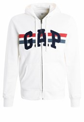 Gap Tracksuit Top New Off White Off White