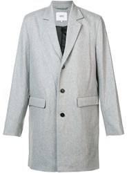 Wesc 'Rock Men' Coat Grey