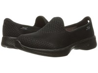 Skechers Go Walk 4 Propel Black Women's Shoes