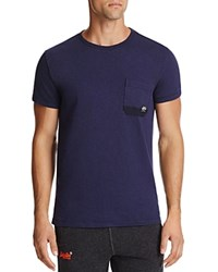 Superdry Surplus Goods Pocket Tee Indigo