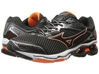 Mizuno Wave Creation 18 Dark Shadow Clownfish Black Men's Running Shoes