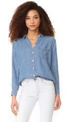 Rails Ingrid Button Down Indigo