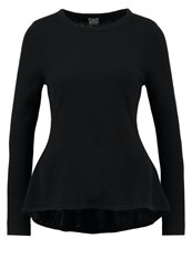 Ftc Peplum Jumper Black