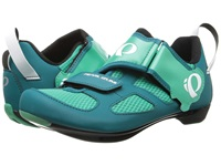 Pearl Izumi W Tri Fly V Deep Lake Gumdrop Women's Cycling Shoes Green