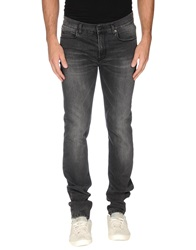 Byblos Denim Pants Grey