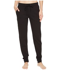 Ugg Clementine Terry Jogger Pants Black Women's Casual Pants