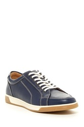 Cole Haan Quincy Leather Oxford Sneaker Wide Width Available Blue