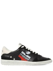 Isabel Marant 20Mm Bulian Logo Leather Sneakers Array 0X5759110