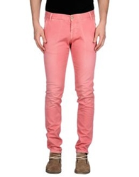 Two Men In The World Casual Pants Pastel Pink