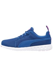 Puma Carson Neutral Running Shoes True Blue Ultra Magenta