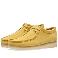 Clarks Originals Wallabee Yellow