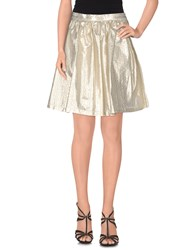 Boy By Band Of Outsiders Knee Length Skirts Platinum