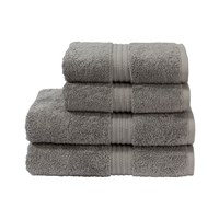 Christy Plush Towel Shale Bath Towel