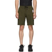 Satisfy Green Spacer Shorts