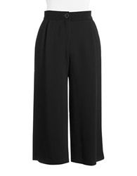 Bailey 44 Elizabeth Cropped Dress Pants Black