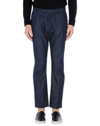 Paolo Pecora Man Denim Denim Trousers Men Blue