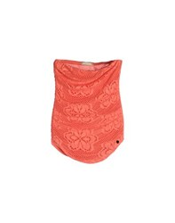 Fly Girl Topwear Tube Tops Women Coral