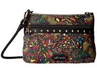 Sakroots Artist Circle Campus Mini Rainbow Spirit Desert Cross Body Handbags Multi