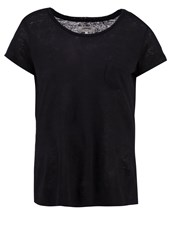 Zalando Essentials Basic Tshirt Black