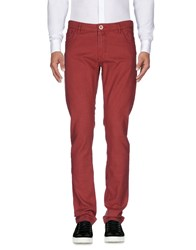Re.Bell Re. Bell Casual Pants Brick Red