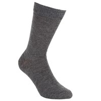 John Lewis Made In England Merino Socks Grey