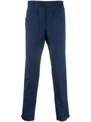Lanvin Slim Fit Cropped Trousers 60