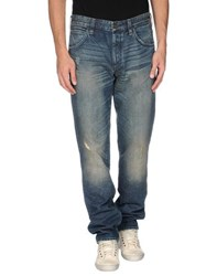 Calvin Klein Jeans Denim Denim Trousers Men